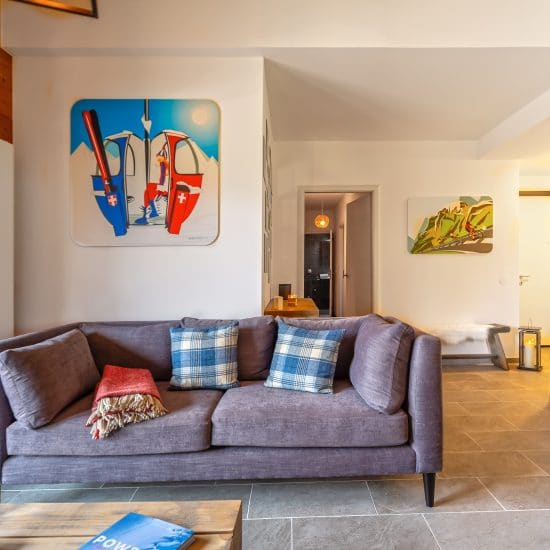 l'o rouge - appartement a202