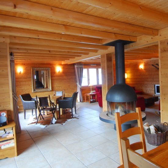 Chalet Montbeliarde